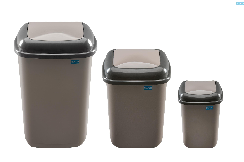 Kosz Quatro Kosz Kosze Na śmieci Plastikowe Domowy